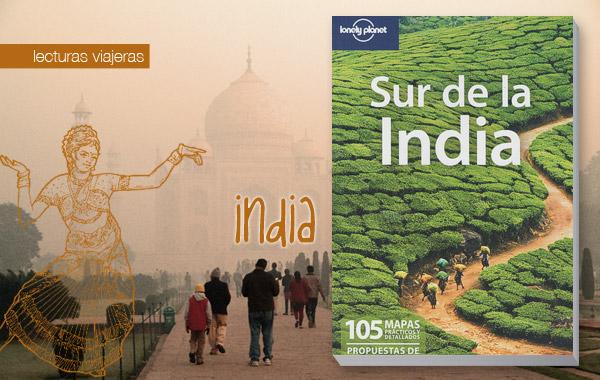 SUR DE LA INDIA, Guía de viaje Lonely planet