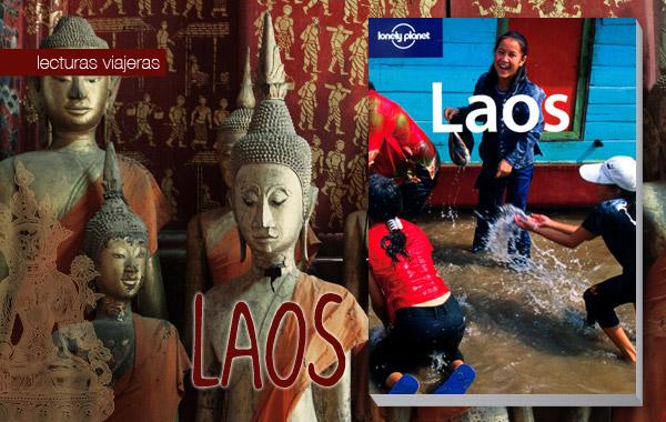 Laos, guía de viaje Lonely Planet