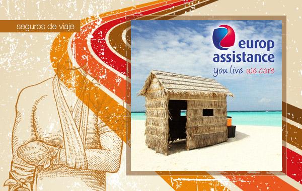 Europ Assistance seguros de viajes