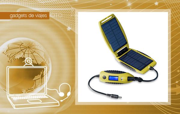 Cargador solar PowerMonkey Explorer