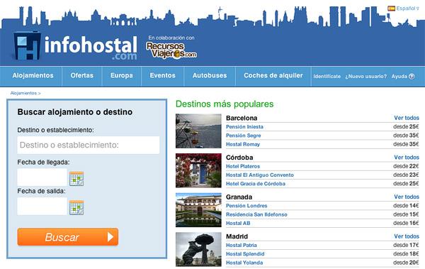 Diseño personalizado para recursos viajeros