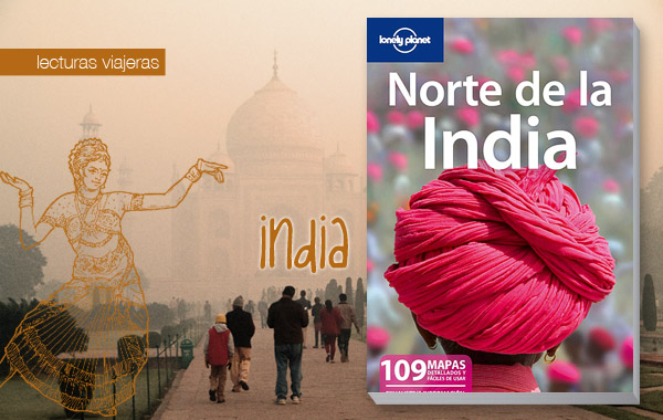 NORTE DE LA INDIA, Guía de viaje Lonely planet