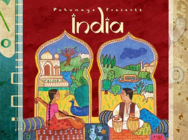 Putumayo India, una masala musical