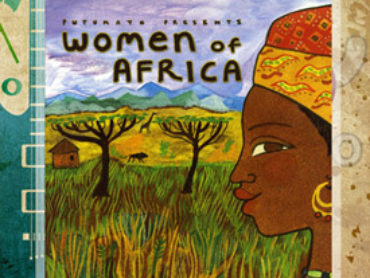 Putumayo Women of Africa, música del continente africano